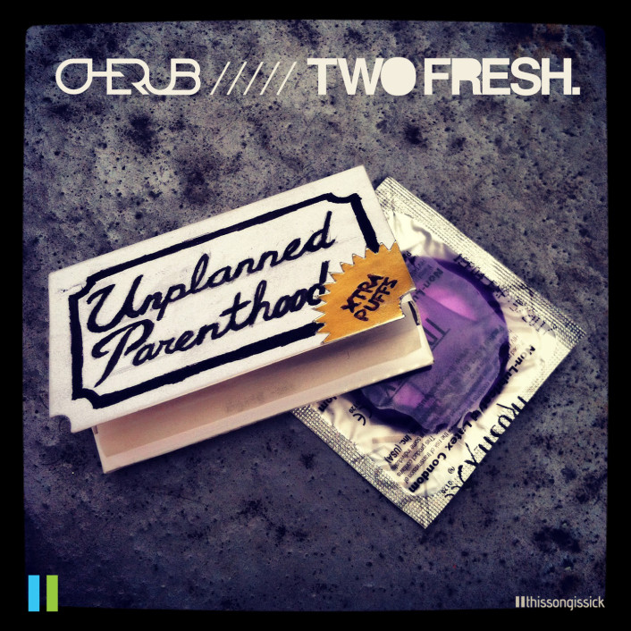 Cherub & Two Fresh - Lovvver : Indie Electronic Single off of 'Unplanned Parenthood' [Free Download] [TSIS Premiere]  - Featured Image