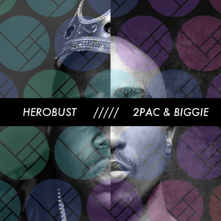 heRobust - Lovers Duet (Ft. 2pac & Notorious B.I.G.) : Hip Hop + Bass Music BANGER [TSIS PREMIERE] - Featured Image