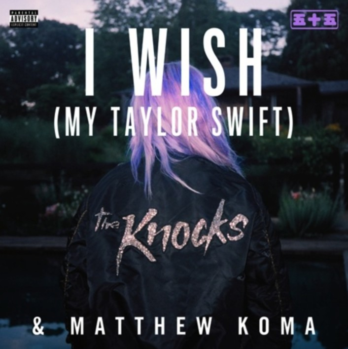 The Knocks & Matthew Koma - I Wish (My Taylor Swift) : Must Hear Indie House Collaboration - Featured Image