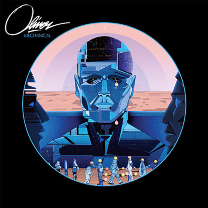 Oliver - Mechanical EP : Electro House / Indie Dance / Disco EP [Fools Gold] - Featured Image