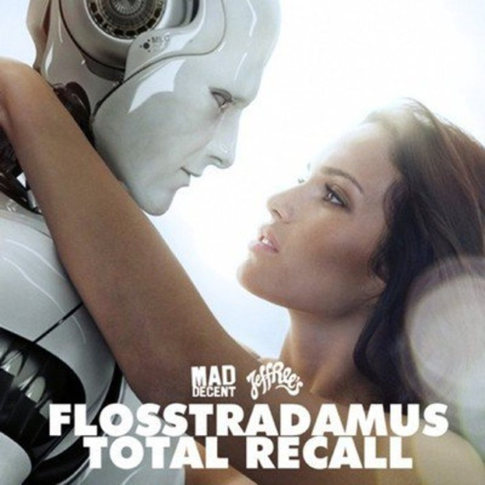 Flosstradamus - Total Recall EP + Music Video : Funky Fresh Bass Powered 'Trap' Music - Featured Image