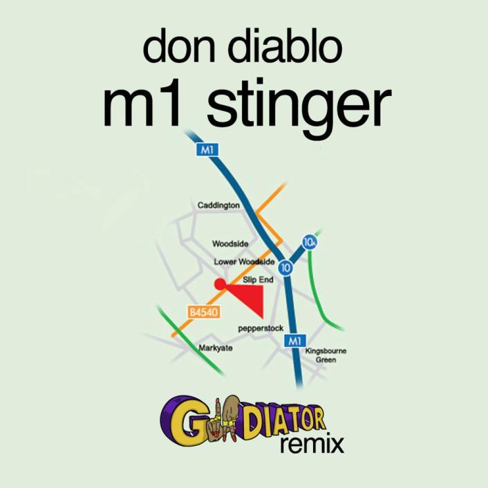 Don Diablo - M1 Stinger (gLAdiator Remix) feat. Noonie Bao : Must Hear Chill Trap / Indie Remix [Free Download] - Featured Image
