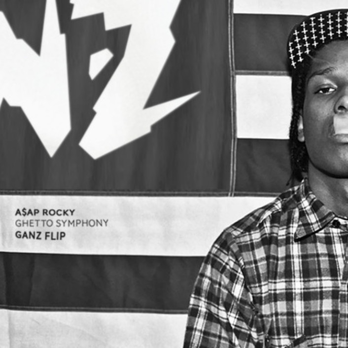 A$AP Rocky - Ghetto Symphony (GANZ Flip) : Chill Trap / Future Bass Remix [Free Download] - Featured Image